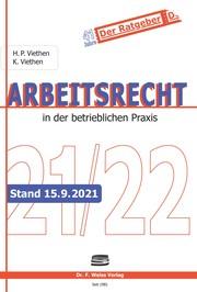 Arbeitsrecht 2021/22