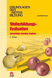 Weiterbildungs-Evaluation