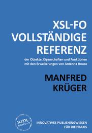 XSL-FO: Vollständige Referenz