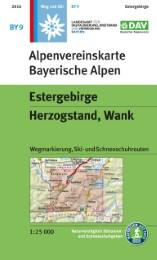 Estergebirge/Herzogstand/Wank - Cover