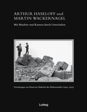 Arthur Haseloff und Martin Wackernagel