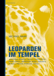 Leoparden im Tempel