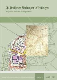 Die ländlichen Siedlungen in Thüringen - Analyse der ländlichen Siedlungsformen