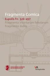 FrC 8.3 Eupolis frr. 326-497