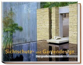 Sichtschutz und Gartendesign