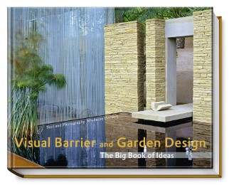 Visual Barrier and Garden Design - The Big Book of Ideas