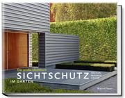 Sichtschutz im Garten - Cover