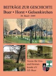Beiträge zur Geschichte - Buer - Horst - Gelsenkirchen