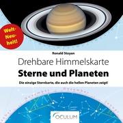 Drehbare Himmelskarte Sterne & Planeten