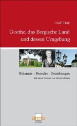 Goethe, das Bergische Land und dessen Umgebung
