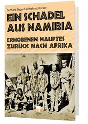 Ein Schädel aus Namibia