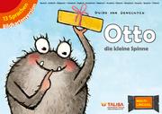 Otto - die kleine Spinne, Bildkartenversion