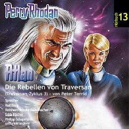 Perry Rhodan 13 - Cover