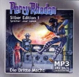 Perry Rhodan Silber Edition 1