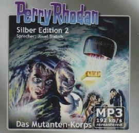 Perry Rhodan Silber Edition 2