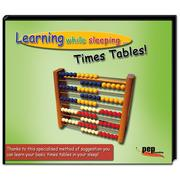 Learning while sleeping . Times Tables