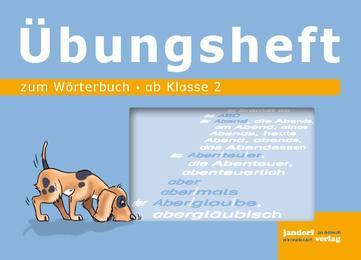 Wörterbuchübungsheft 1