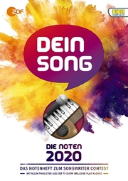 Dein Song 2020 - Cover