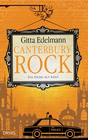 Canterbury Rock - Cover