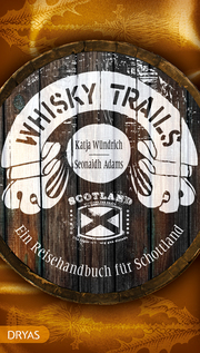 Whisky Trails Schottland - Cover