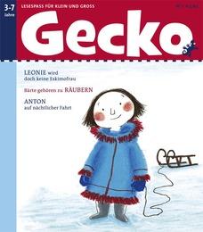 Gecko Kinderzeitschrift 3