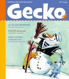 Gecko Kinderzeitschrift 15