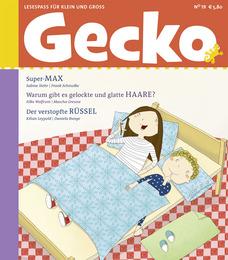 Gecko Kinderzeitschrift Band 19