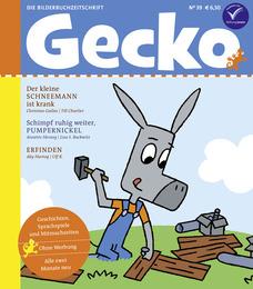 Gecko Kinderzeitschrift 39
