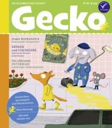 Gecko Kinderzeitschrift 40