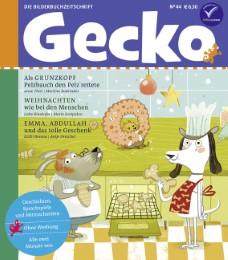 Gecko Kinderzeitschrift 44