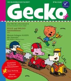 Gecko Kinderzeitschrift 46