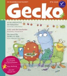 Gecko Kinderzeitschrift 56