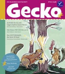 Gecko Kinderzeitschrift 58