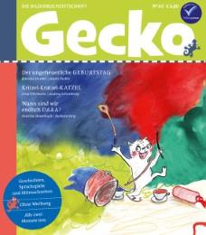 Gecko Kinderzeitschrift 60