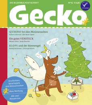 Gecko Kinderzeitschrift 62