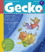 Gecko Kinderzeitschrift 82
