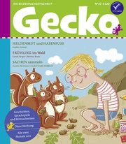 Gecko Kinderzeitschrift 83