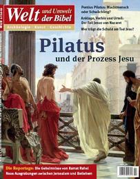Pilatus und der Prozess Jesu