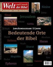 Bedeutende Orte der Bibel