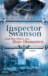Inspector Swanson und der Fluch des Hope-Diamanten - Cover
