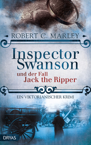 Inspector Swanson und der Fall Jack the Ripper - Cover