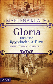 Gloria und eine ägyptische Affäre - Cover