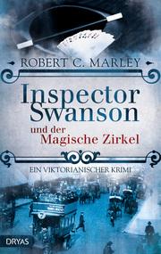 Inspector Swanson und der Magische Zirkel - Cover