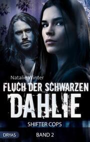 Fluch der Schwarzen Dahlie - Cover