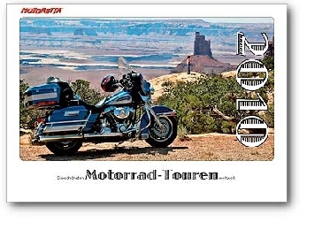 Die schönsten Motorrad-Touren weltweit