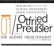 Ein Gespräch über Die Kleine Hexe/Krabat von Otfried Preußler