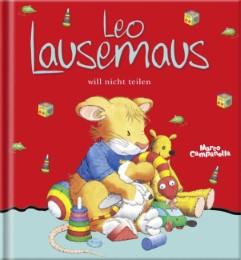 Leo Lausemaus will nicht teilen