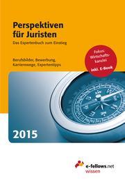 Perspektiven für Juristen 2015