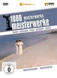 1000 Meisterwerke/1000 Masterworks 8: Impressionismus