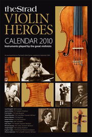 The Strad - Violin Heroes